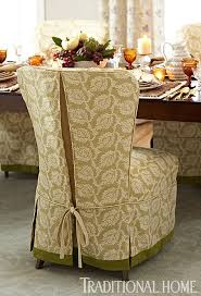 Dining Room Chair Cover Ideas 247 Best Slipcovers Images On Pinterest Chairs Chair Slipcovers
