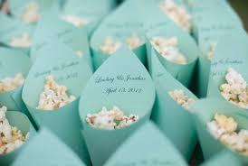 cheap wedding gourmet popcorn bar ideas