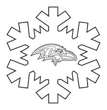 baltimore ravens coloring pages coloring