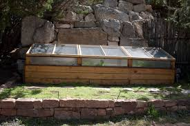 cold frame home grown new mexico