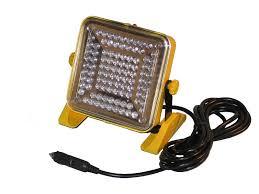 12 Volt Dc Led Light Fixtures 100 Led 12 Volt Dc Flood Light Lepc100 Alert Sting 12v Dc Led