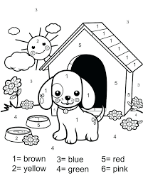 free coloring pages number 2 color by number coloring pages free color by number coloring page