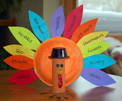 thanksgiving craft ideas for small plastic containers