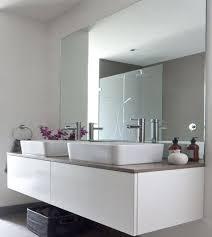 Frameless Bathroom Mirror Large Frameless Bathroom Mirror Mirror Styles For Bathrooms Bathroom