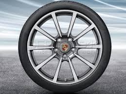 porsche cayman tyres 20 718 boxster s calssic alloy wheels tyres original
