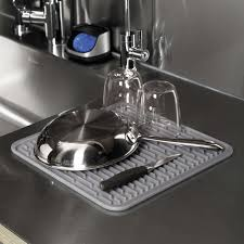 square silicone drying mat oxo