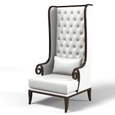 Wing Back Armchairs Chairs Outstanding Tall Back Accent Chairs Evolution Designer