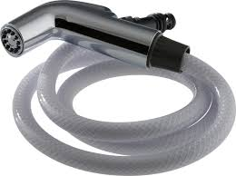 Delta Kitchen Faucet Diverter Delta Rp54235 Classic Spray Hose And Diverter Assembly Chrome