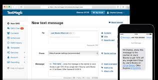 textmagic bulk sms marketing service provider since 2001