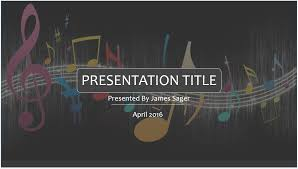 templates powerpoint free download music free music powerpoint templates 2 free template