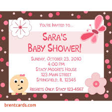 online baby shower custom baby shower invitations online free card design ideas