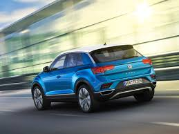 volkswagen vw vw t roc crossover specs pictures business insider