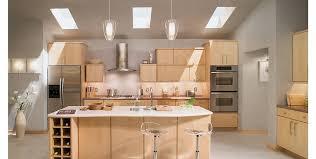 popular of birch kitchen cabinets in interior decor inspiration