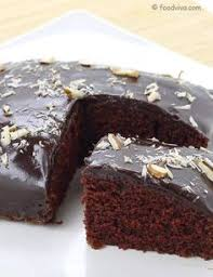 eggless chocolate cake recipe super rich moist and fluffy