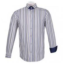 Mens Formal Wear Guide Guide London Shirts Mulberry Stripe Ls73191 The Shirt Store