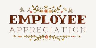 10 ideas to show your employees appreciation for work and