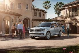 lincoln minivan 2017 lincoln navigator luxury design features lincoln motor