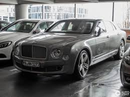 bentley mulsanne black bentley mulsanne 2009 20 january 2017 autogespot