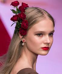 retro hair accessories flower accessories hit refresh with s retro glam hair