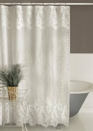 Bathroom Tier Curtains Floret