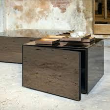 Cube Side Table Side Table Mirrored Cube Side Table Marble Bronze 1 Door