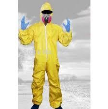 breaking bad costume aliexpress buy breaking bad hazmat lab walter yellow