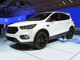 Ford Escape Suv - new 2017 ford escape price photos reviews safety ratings