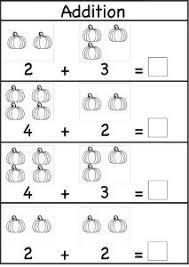 12 best addition worksheet for preschool and kindergarten images