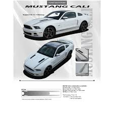decals for ford mustang ford mustang california special cali edition kit fastcaraccessories