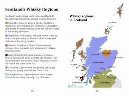 Scotch Whisky Map Whisky Malt Whiskies Of Scotland Collins Little Books Amazon