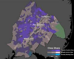 Dc Neighborhood Map Working Class Neighborhoods Are Disappearing From American Cities