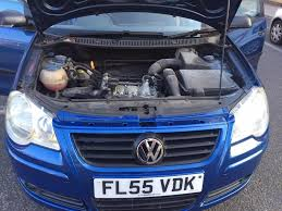 vw polo 2005 petrol 1 2 manual mileage 94k in canning town