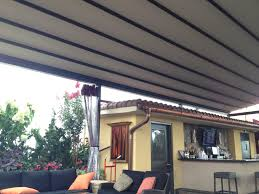 Retractable Pergola Awning by The Gennius