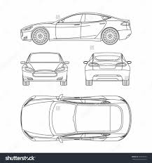 ideas of draw the top of a car 25 more 3 bedroom 3d floor plans 5