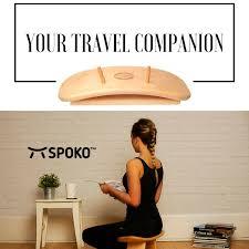 amazon com spoko meditation bench the original kneeling stool