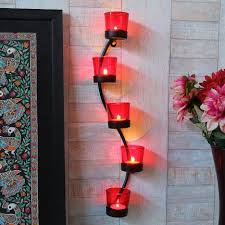home decor online cheap shaz living charming votive candle holder wall decor decorate your