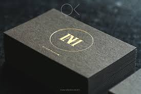 Luxury Business Cards Luxury Debossed Business Cards For Architects Company U2013 Ok Print