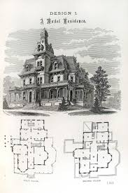 bold design floor plans old victorian houses 4 style house