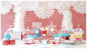 dessert table ideas for christmas