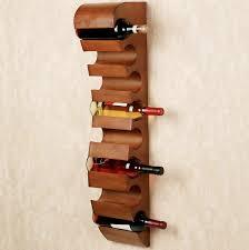 modern wine rack countertop home design ideas