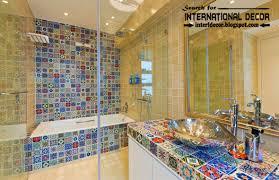 Mosaic Tiles Bathroom Ideas Bathroom Design Unique Bathroom Wall Tiles Designs Patterns