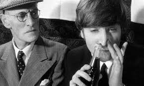 coke code halloween horror nights john lennon sniffing coke historyinpix lennon pinterest