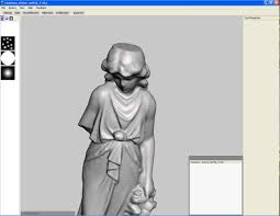 3d printable models from photos using autodesk 123d catch