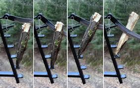 shavlog the easiest wood splitter u0026 kindling maker by ql six
