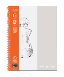 writing white paper whitelines writing paper and notebooks with white lines img03