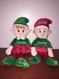 adorable dollar tree personalized elves elves christmas gifts