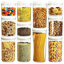 Clear Canisters Kitchen by 100 Canisters For Kitchen Counter Amazon Com Canister Set
