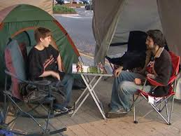 best camping black friday deals cary shoppers start camping out for black friday deals wral com
