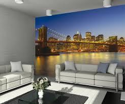 colour brooklyn bridge wall mural 3 15mx2 32m 1wall murals colour brooklyn bridge wall mural 3 15mx2 32m