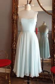 mint blue bridesmaid dresses simple mint blue chiffon illusion bridesmaid dress